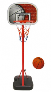 Junior Portable Basketball system hoop stand