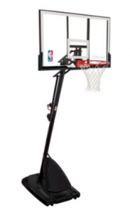 Spalding pro slam portable basketball hoop