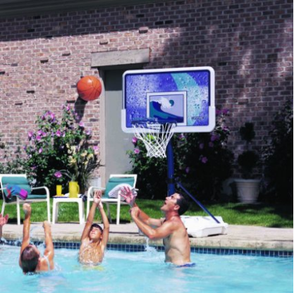 Lifetime 1301 Pool Basketball hoop