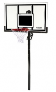 Lifetime 71525 in ground basketball system