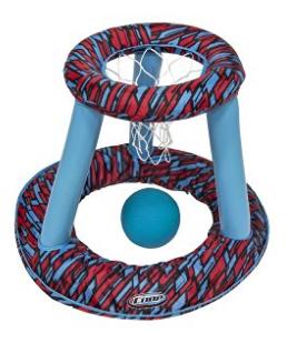 SwimWays Hydro Basketball hoop for pool