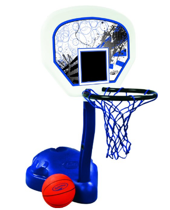 swimways pool basketball hoop