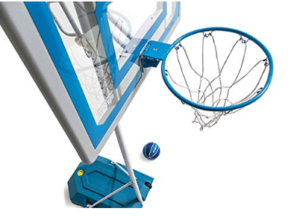 SKLZ Pro Mini poolside basketball hoop
