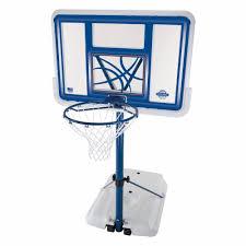 arylic backboard basketball hoop