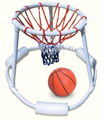 Swimlune 9162 Super Hoops Floating Basketball game
