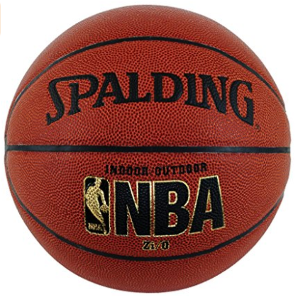 SPALDING NBA Zi O Indoor and Outdoor Basketball
