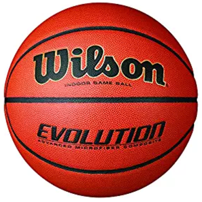 WILSON Evolution Outdoor Game Basketball