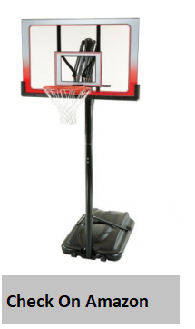 Lifestyle 52 Inch portable basketball hoop