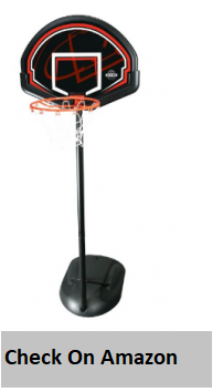 Lifetime 90022 Youth Height-Adjustable Portable Basketball System
