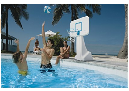 Dunnrite PoolSport Swimming Pool Basketball