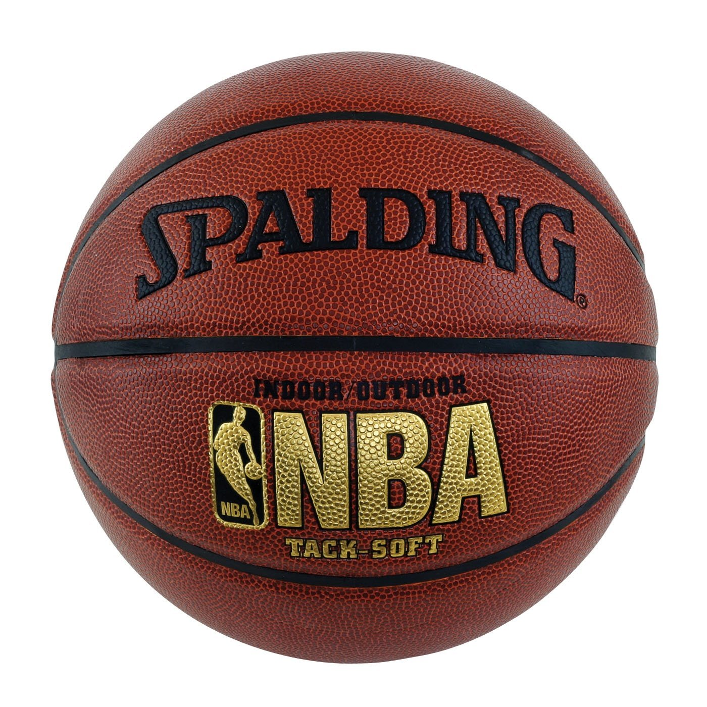 Spalding NBA tach soft basketball