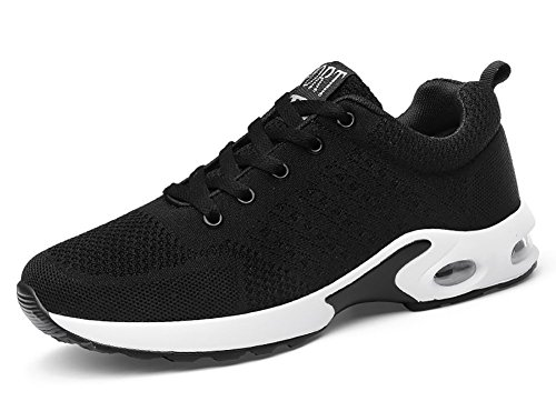 Town Couple Men and Women Flykit Tennis and Basketball Shoes