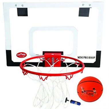 LE Petit Sports Mini Basketball Hoop Set