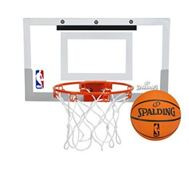 Spalding NBA Slam Jam Mini Basketball Hoop