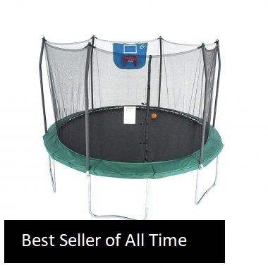 Best Seller Trampoline Basketball Hoop